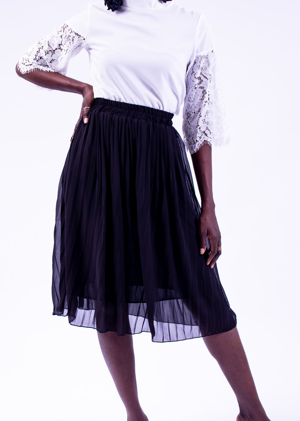 SiSi Pleated Skirt