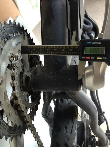 Will the Bafang mid drive motor fit my bike?