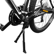 BV Adjustable Bicycle Bike Kickstand with Concealed Spring-Loaded Latch, for 24-29 Inch Bicycles