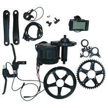 Bafang Motor BBSHD 500W ΜΟΤΕΡ ΜΕΣΑΙΑΣ ΤΡΙΒΗΣ Electric Bicycle Conversion Kit with TFT LCD display
