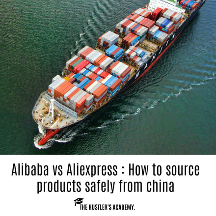 Alibaba vs Aliexpress : How to source products safely from china