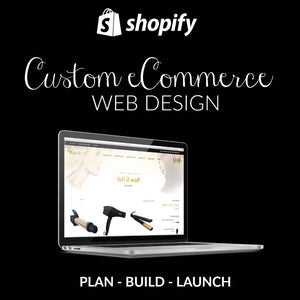 Build Me A Shop [Custom Website & Launch]