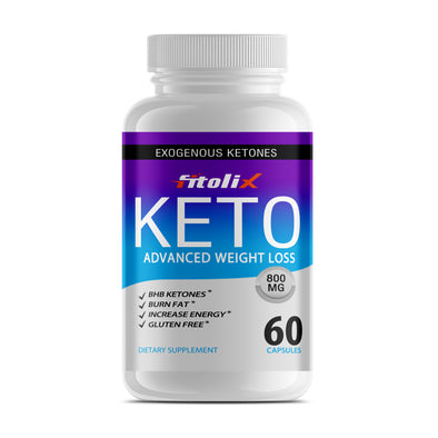 Fitolix Keto Max Advanced Weight Loss