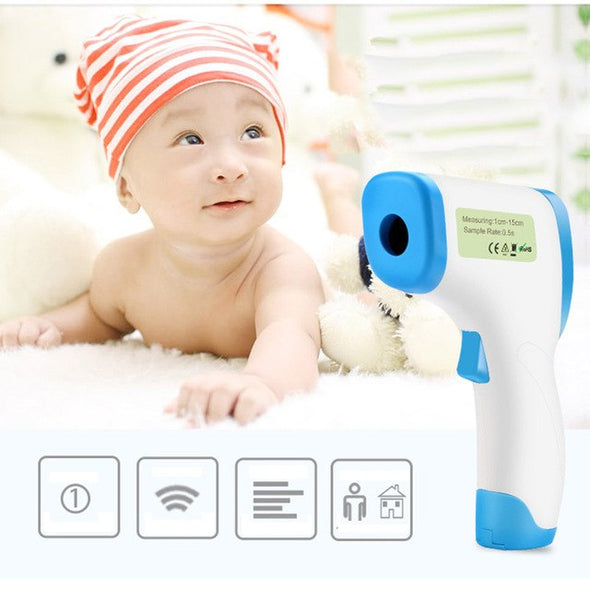 Hot Selling Handheld Digital Temperature Thermometer Laser Non-Contact IR Infrared GUN 8809C Free shipping!