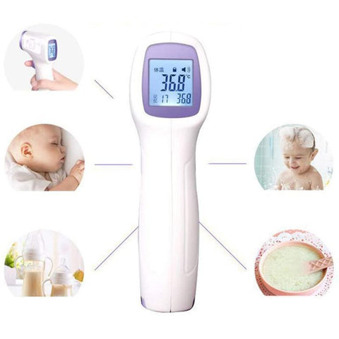 No Touch Infrared Forehead Thermometer For Adults or Kids