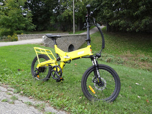 "MADCAT 'TDOT' 20"" ELECTRIC FOLDING BIKE"