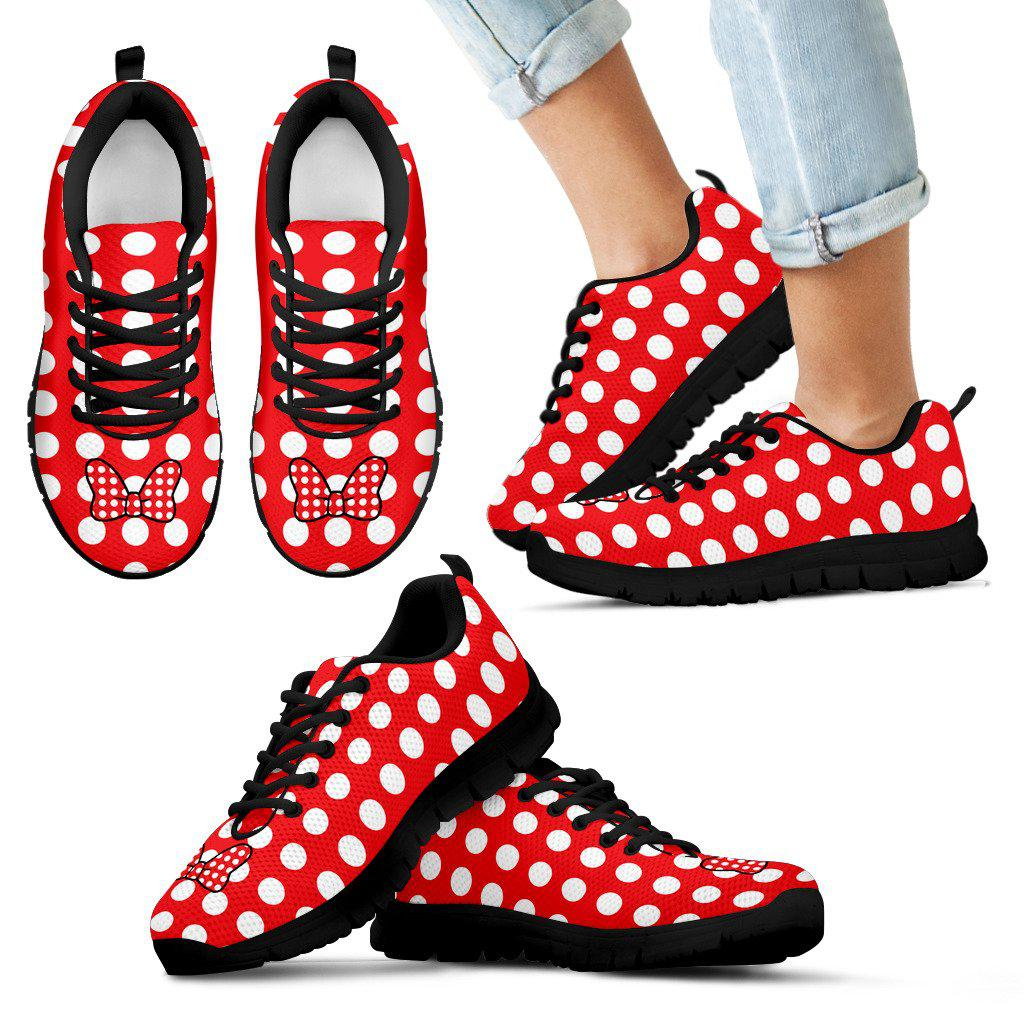 Minnie - Youth Girls Tennis Shoes