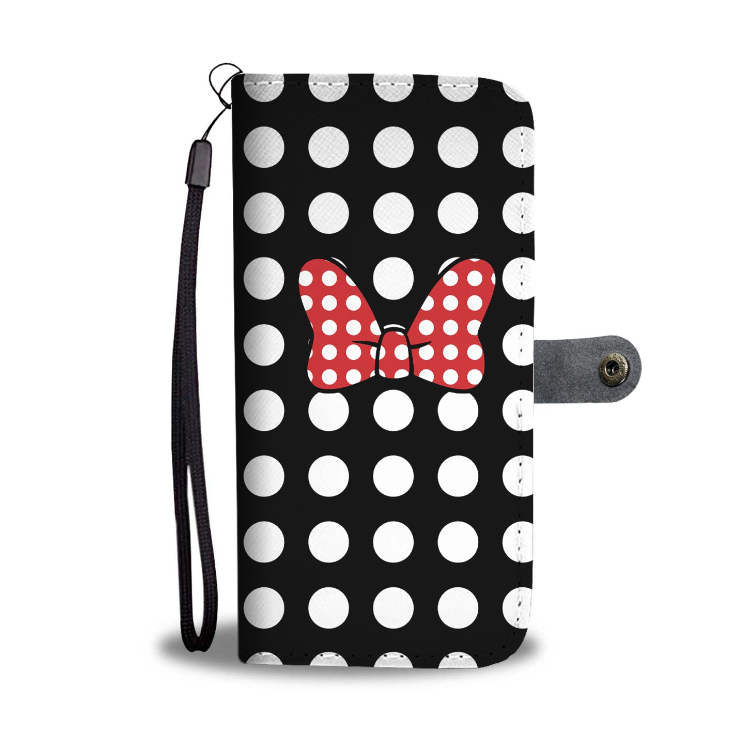Minnie Bow - Wallet Case