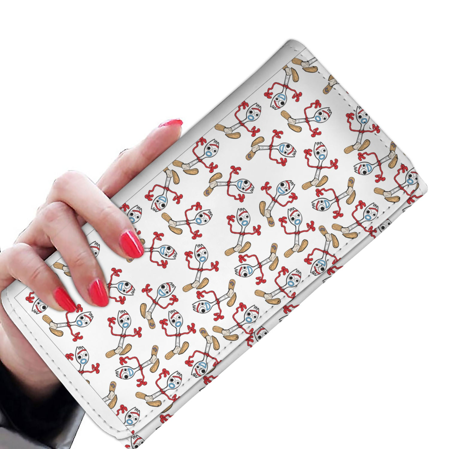 Forky Womens Wallet