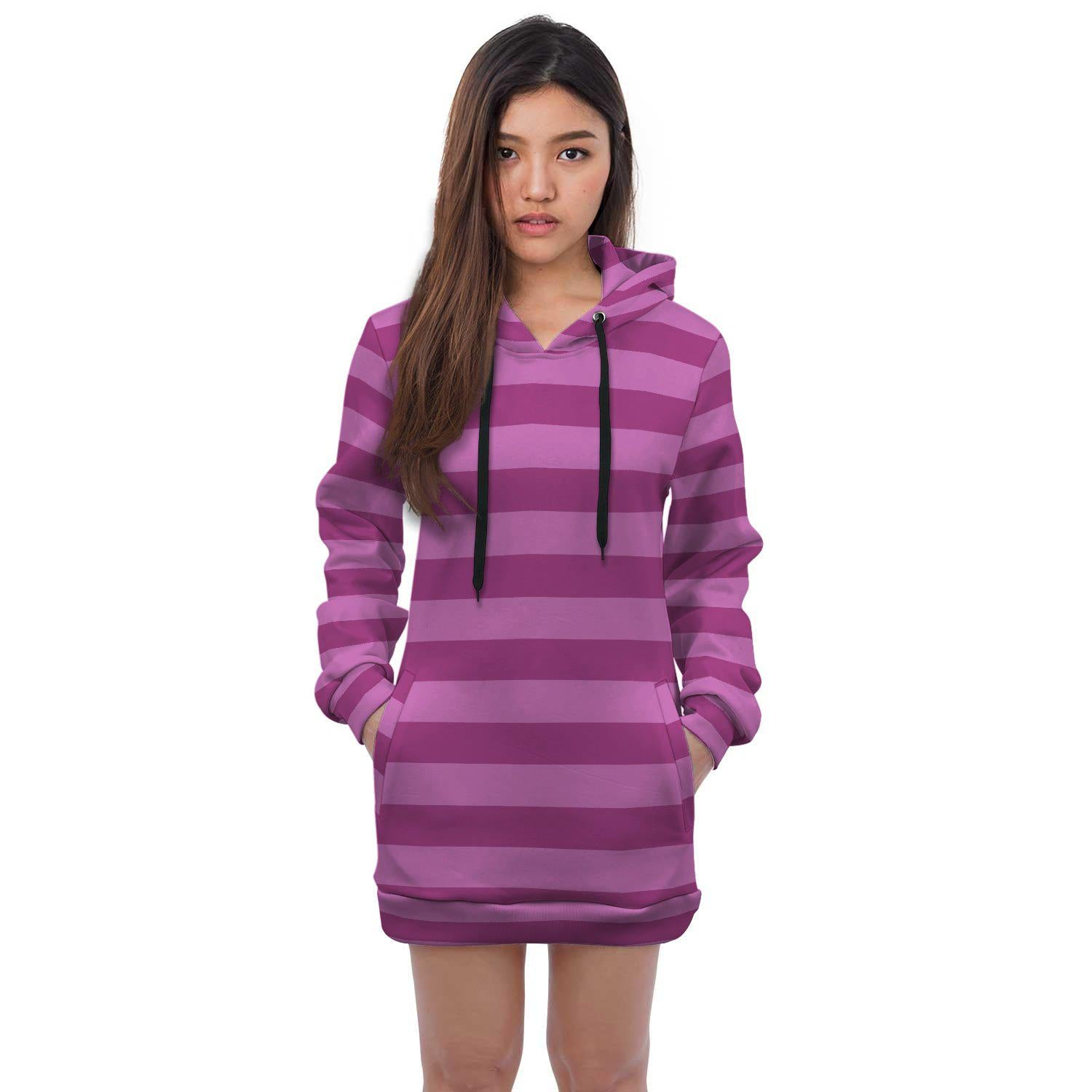 Cheshire Cat Hoodie Dress