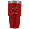 The PhDower of the Doc Side - Etched Tumbler 30oz