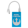 Rebel Forever Etched Portable Power Bank