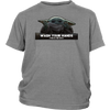Baby Yoda, Wash Your Hands Youth Tee, TL