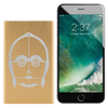 C-3PO Etched Portable Power Bank