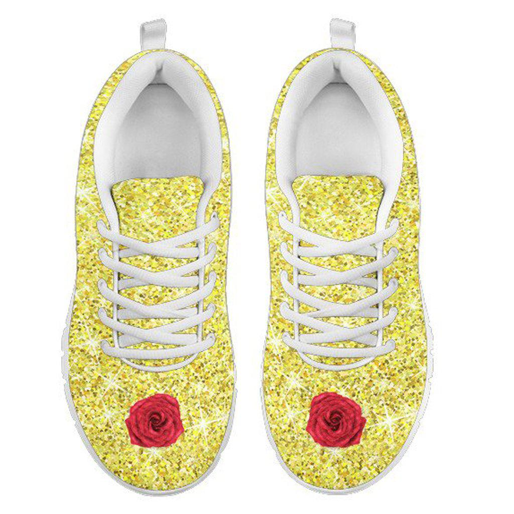 Princess Belle Tennis Shoes - Adult Women's