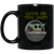 Baby Yoda, Love Me You Must, 11 oz. Black Mug