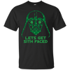 Darth Vader Let's Get Sith Faced - Shirts