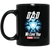 Dad We Love You Three Thousand - Black Mug