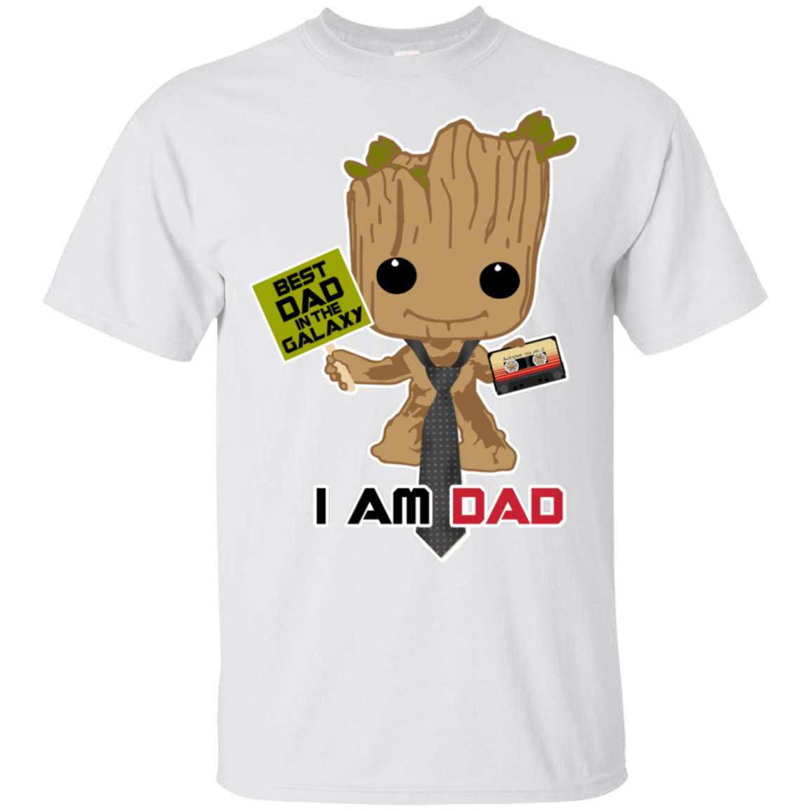 I Am Dad - T-Shirt