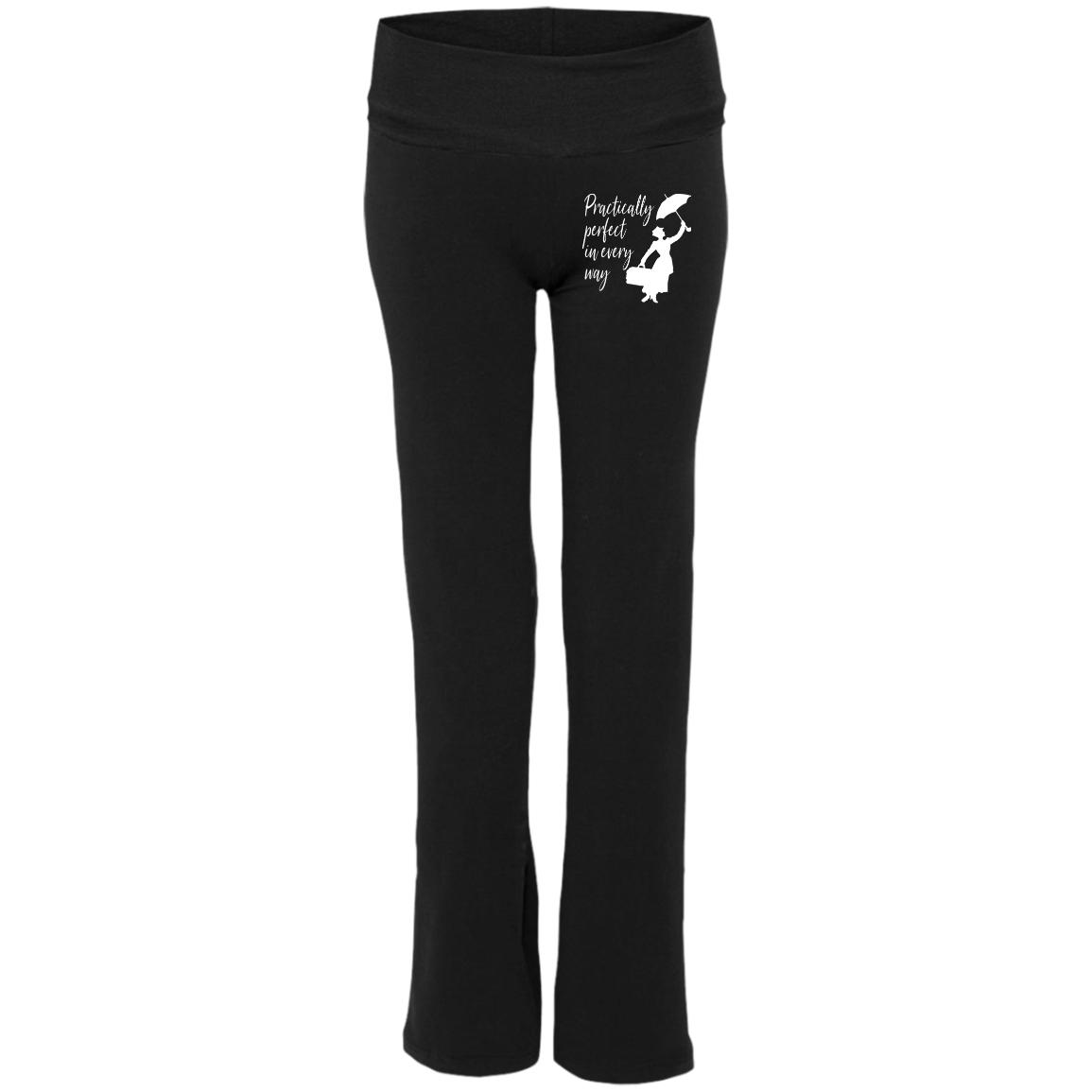 Mary Poppins Practically Perfect - Ladies' Yoga Pants