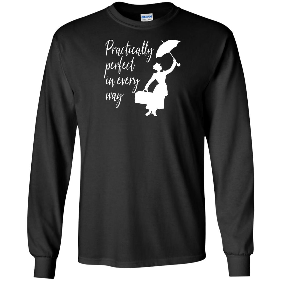 Mary Poppins Practically Perfect - Ultra Cotton T-Shirt
