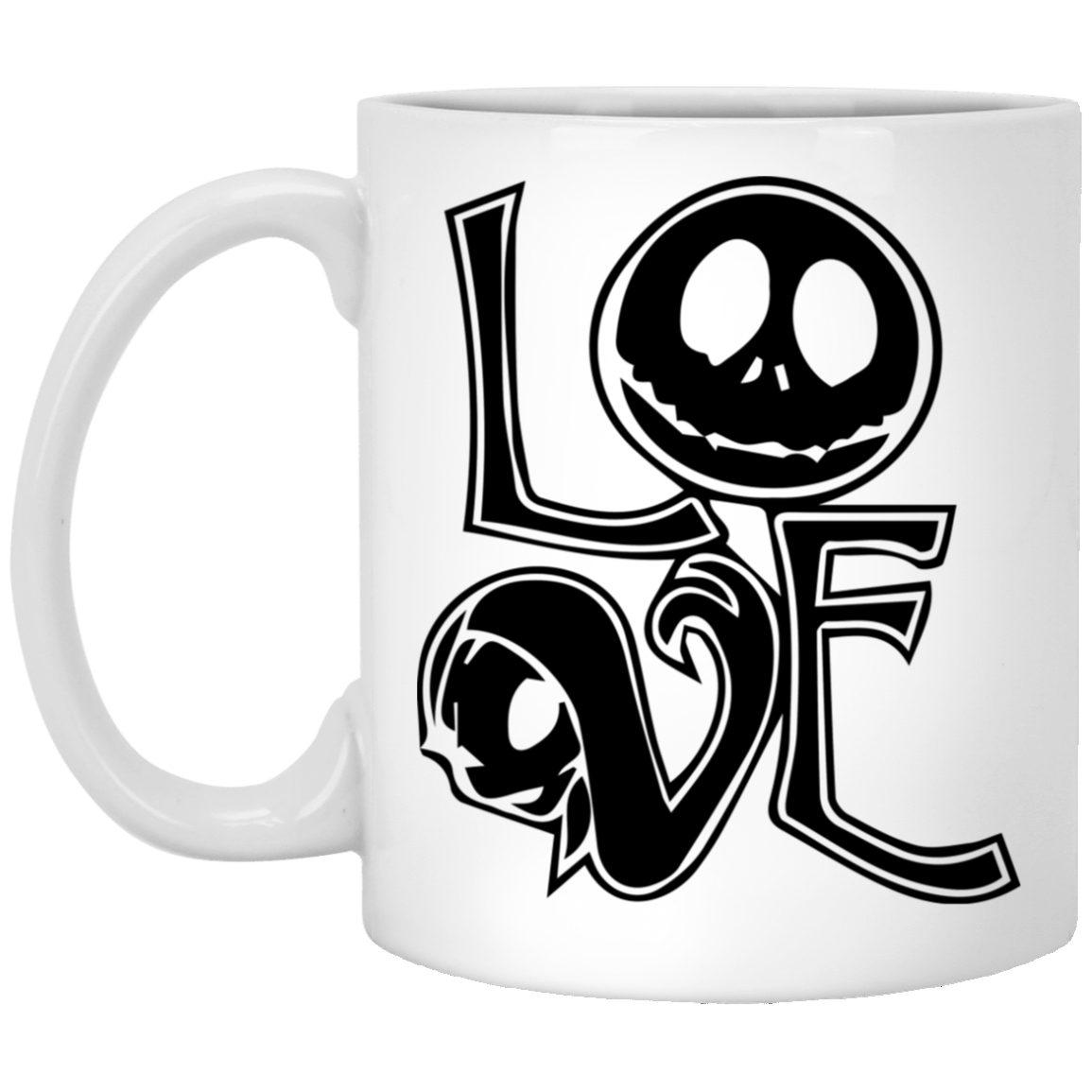 Nightmare Mug, Love 2