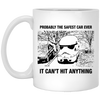 Storm Trooper - Safest Car Ever - Mugs