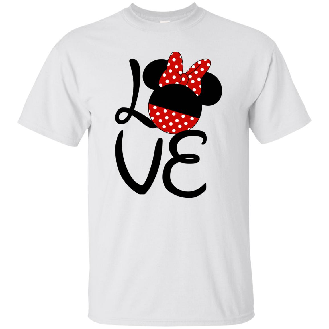Love Minnie Ultra Cotton T-Shirt
