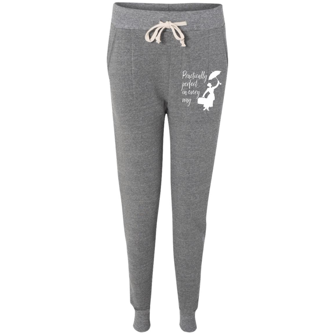 Mary Poppins Practically Perfect - Alternative Ladies' Fleece Jogger