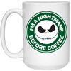 Nightmare Mug, Nightmare Before Coffee 1