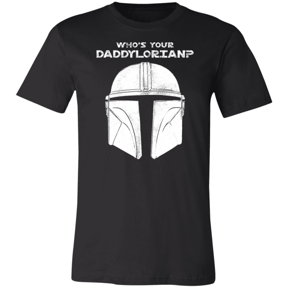 Who's Your Daddylorian, Bella + Canvas T-Shirt