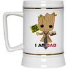 I Am Dad - Beer Stein 22oz.