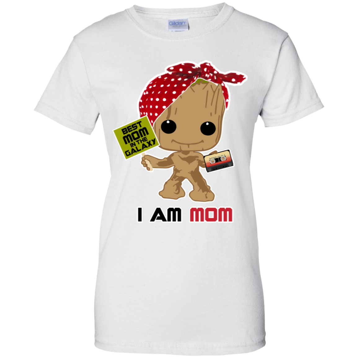 I Am Mom - Women's Shirts