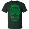 Storm Trooper Hope to Hit Something Tonight - Shirts