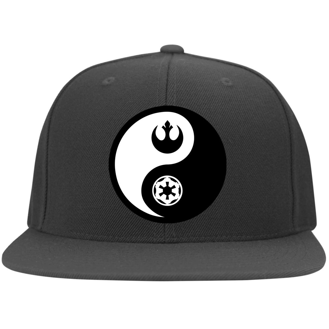 Rebel & Empire Yin Yang - Embroidered Flexfit Cap