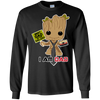 I Am Dad - Long Sleeve T-Shirt