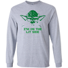 Yoda I'm on the Lit Side - Shirts