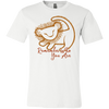 Lion King - Remember Who You Are, Bella + Canvas, Short-Sleeve T-Shirt