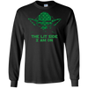 Yoda The Lit Side I Am On - Shirts