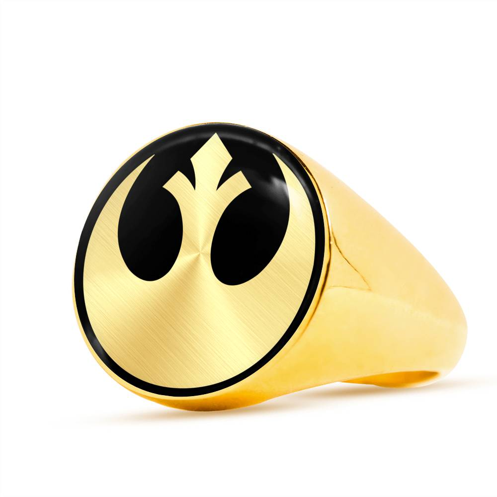 Rebel Alliance - Signet Ring