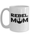 Rebel Mom Mug