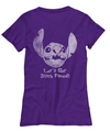 Let's Get Stitch Faced - Women's T-Shirt