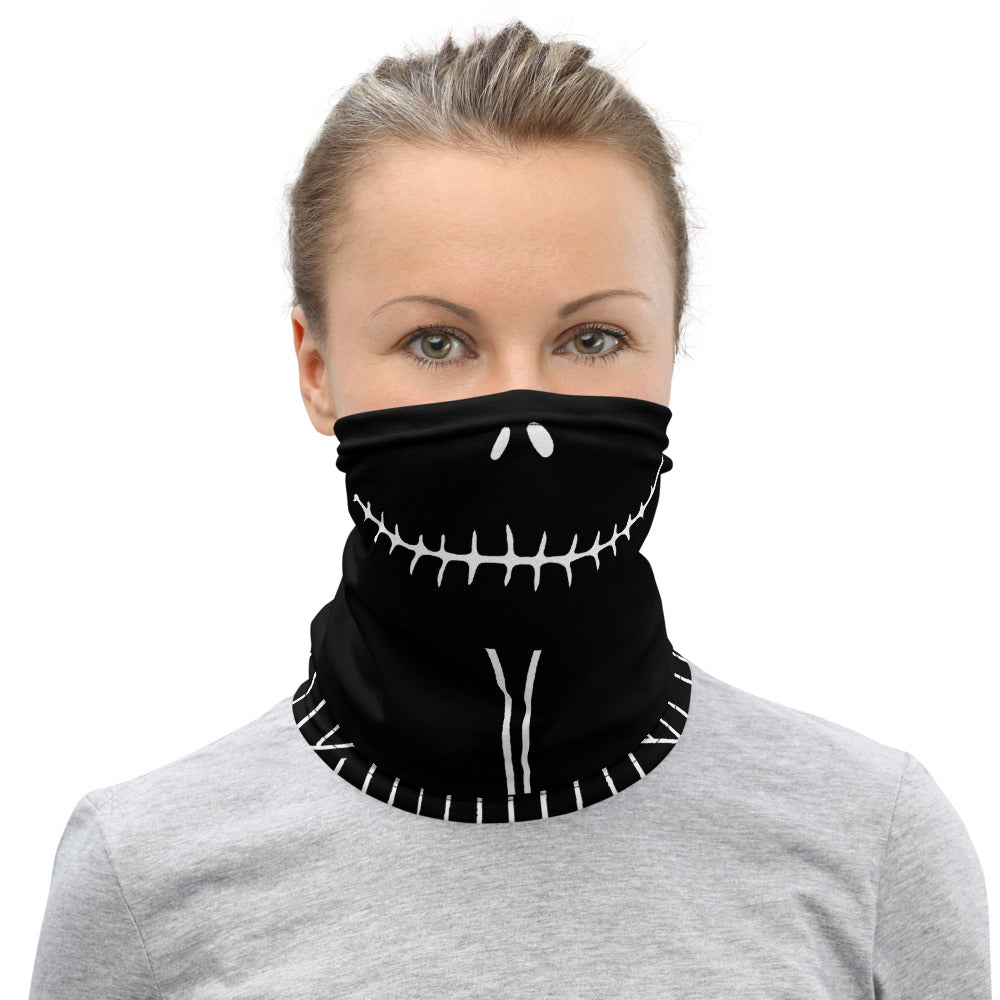 Nightmare Jack Neck Gaiter