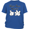 Wash Your Hands, Mickey Gloves, Youth Shirt, TL