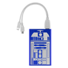 R2-D2 Etched Portable Power Bank