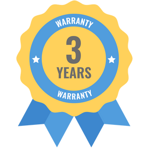 3 Year Warranty - Bluthopia