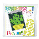 Pixelhobby Mosaic Cactus Keyring Kit Keyring Including Chain Craft Kit