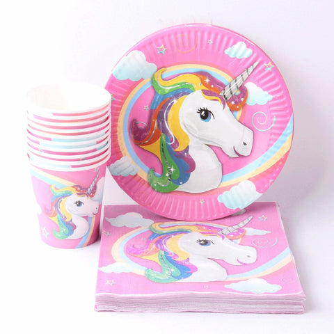 (13) Kid Affordable Themes 40pcs Set 10 Plates 10 Cups 20 Napkins only $13 FREE SHIP - $16 on Amazon plus ship