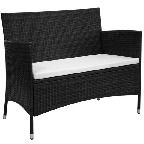 "(15) Personal Shower Bench or Birthday Bench 41.7""x23.6""x33"" Black ""Easty to decorate with chair ties"" $150 FAST SHIPPING"