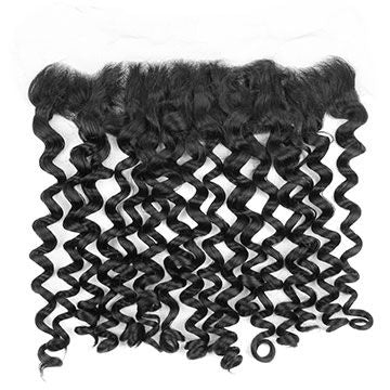 Spanish Curly Frontals